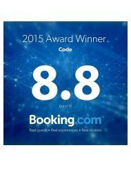 Code Booking.com Award Winner 2015
