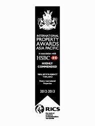 Thailand property awards 2012 best boutique developer Thailand Kalara – Winner