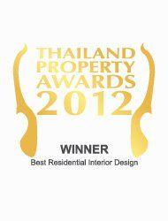 Thailand property awards 2012 best residential interior design Thailand Code – Winner