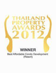 Thailand Property Awards 2012 Best Affordable Condo Development Thailand CODE – Winner