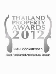 Thailand Property Awards 2012 Thailand Property Awards Thailand PANU – Highly Commended
