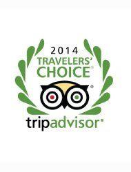 The 'Trip Advisor Traveller's Choice Award 2014