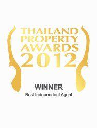 Thailand Property Awards 2013 Best Independent Agent Thailand KALARA – Winner