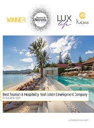 2021 Lux Life Award