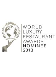 2018 World Luxury Restaurant Awards Nominee