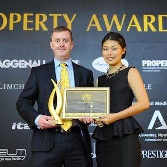 Kalara International Properties awards ceremony