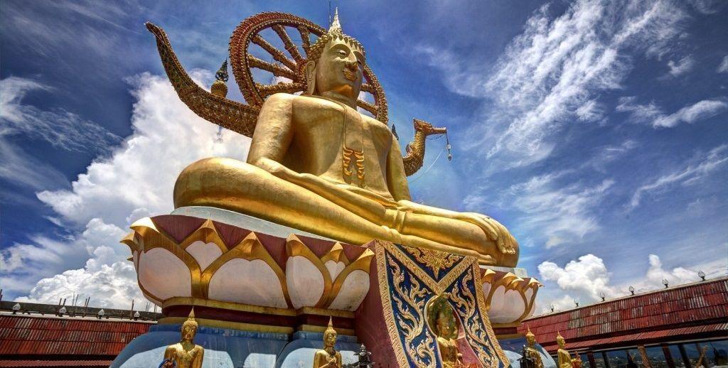 BIG BUDDHA BANG RAK KOH SAMUI