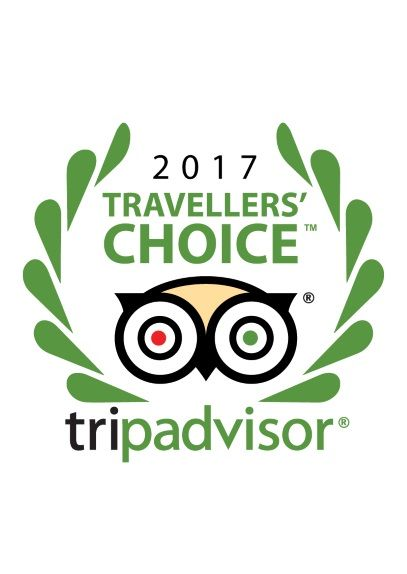 Tripadvisor Travellers Choice Award 2017 CODE