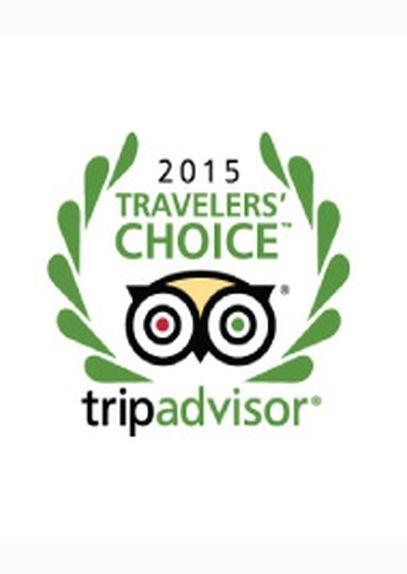 Tripadvisor Travellers Choice Award 2015 CODE