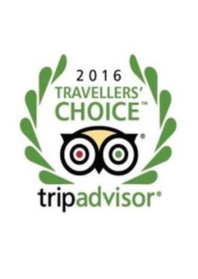 Tripadvisor Travellers Choice Award 2016 CODE
