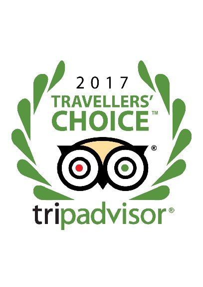 Tripadvisor Travellers Choice Award 2017 LANNA