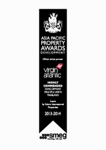 2012 International Property Awards Asia Pacific: Development Thailand LANNA