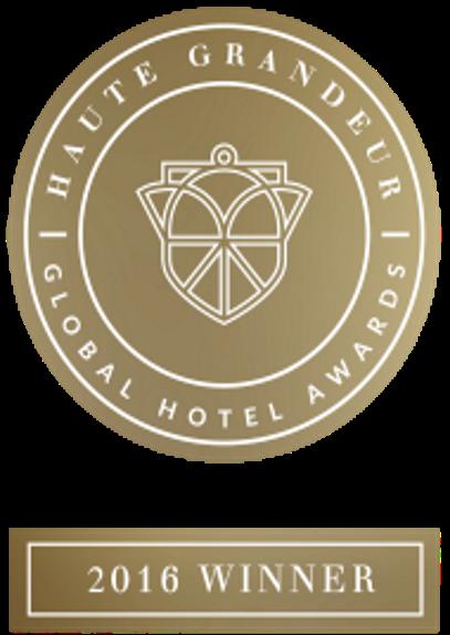 Haute Grandeur Global Hotel Awards 2016 Winner LANNA