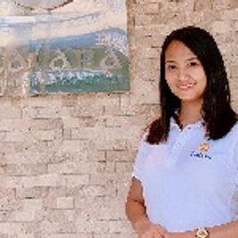 Kalara team member Nisra Sawatuea (Ning)